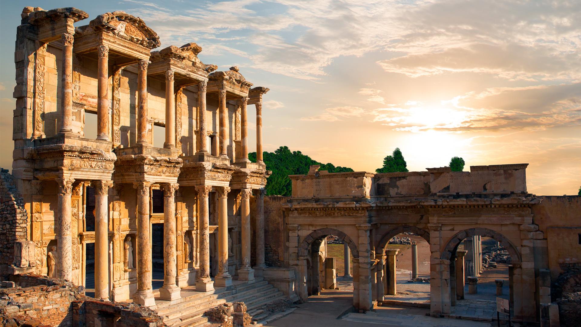 Transfer Kusadasi Ephesus