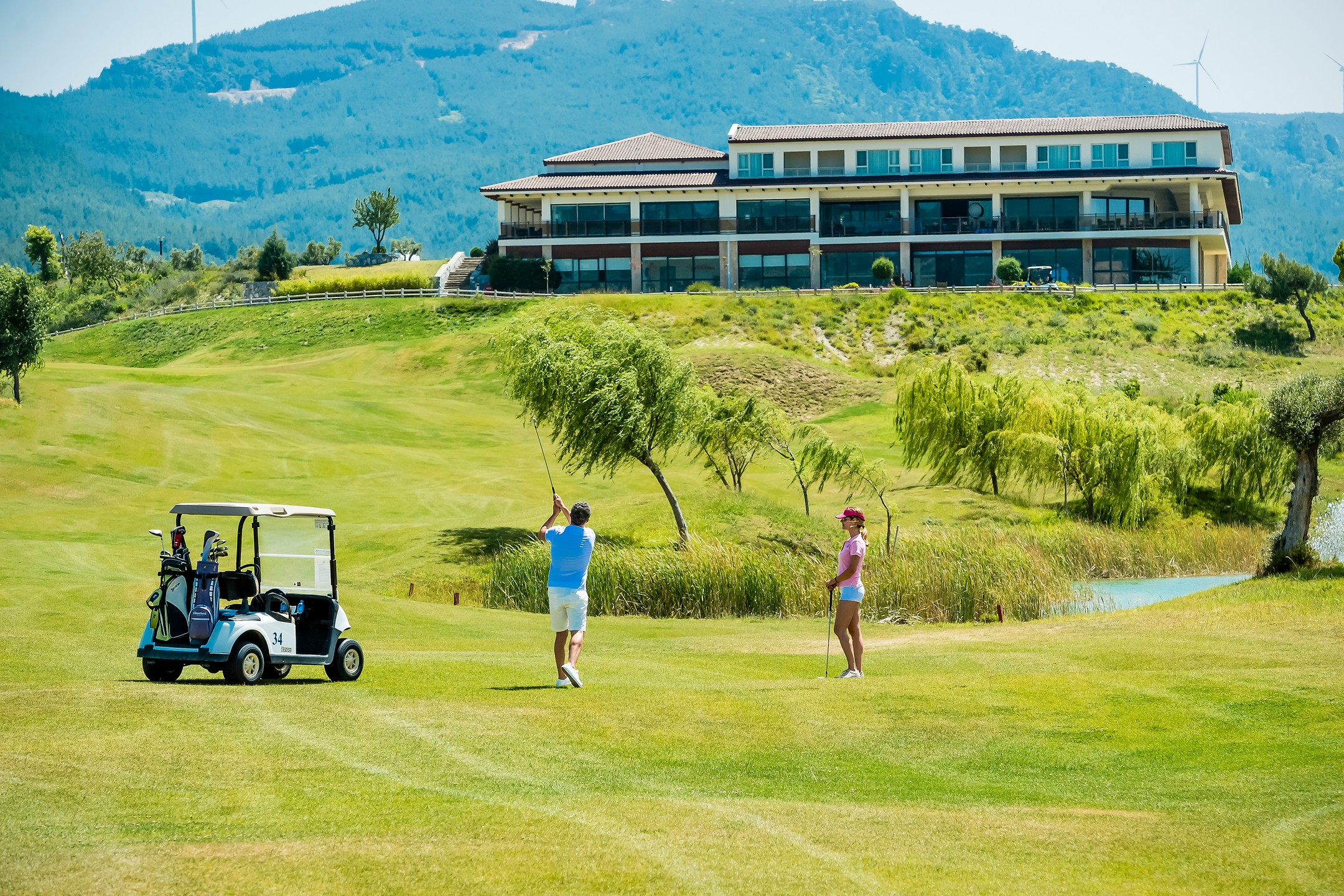 Bodrum Airport - CLC Kusadasi Golf & Spa Resort Transfer