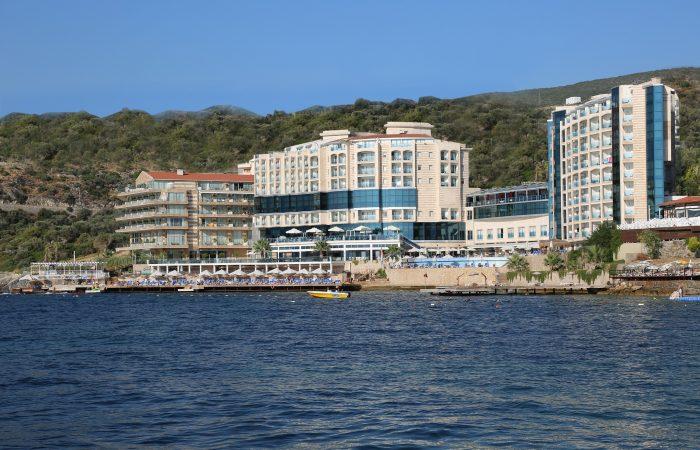 Charisma De Luxe Hotel Transfer