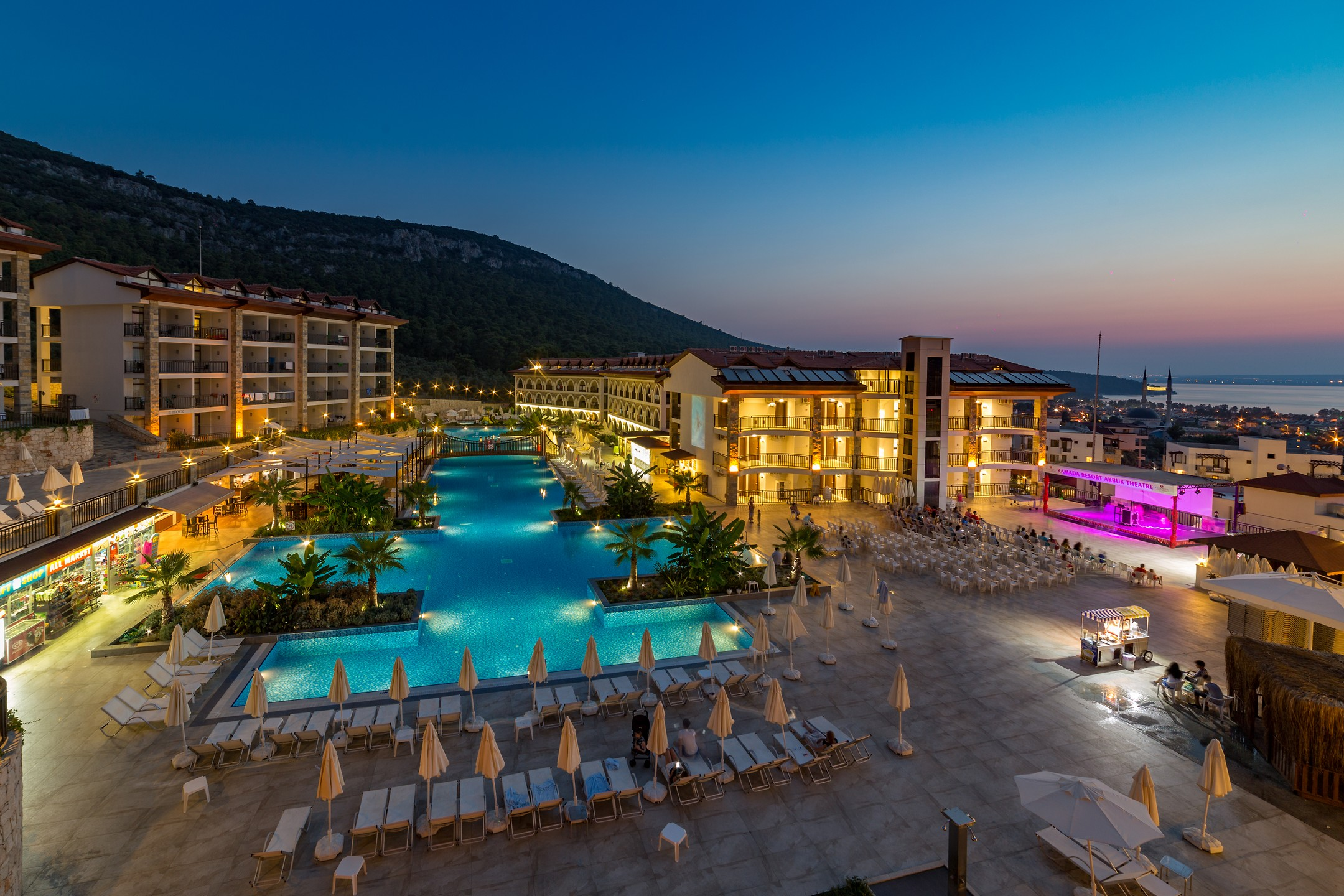 Bodrum Airport - Ramada Resort By Wyndham Transfer