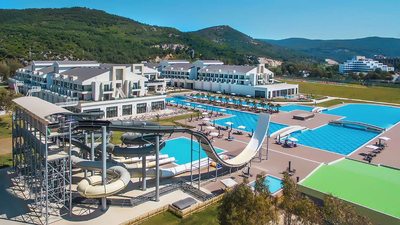 Korumar Ephesus Beach & Spa Resort Transfer